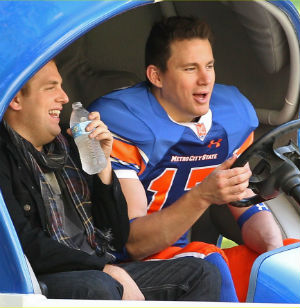 The comically inept cop comedy duo of Jonah Hill and Channing Tatum in '22 Jump Street' turned in the second-highest-grossing opening weekend for an R-rated comedy.