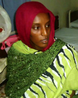 Meriam Ibrahim is married to Daniel Wani, an American citizen who is Christian.
