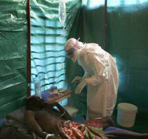 The current Ebola outbreak in West Africa outbreak is 'already a mega-crisis,' Dr. Peter Piot says.