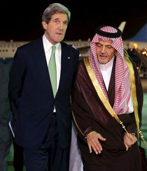 U.S. Secretary of State John Kerry's apparent decision to use Qatar as a conduit through which to communicate with Hamas, effectively ditching an earlier Egyptian proposal which the group had rejected has stirred the pot.