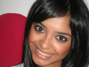 Afshan Azad, 22, was nearly killed by her father and brother for seeing a Hindu man in 2010. She escaped by jumping out her window. Both men received light sentences from a British court.