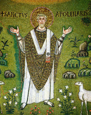 On this feast of St. Apollinaris, Bishop and Martyr, Father Dominic preaches on the humility and great service of this holy shepherd.