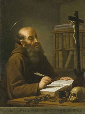 On the Franciscan Doctor of the Church whose love of God brought him great success as a preacher and scholar.