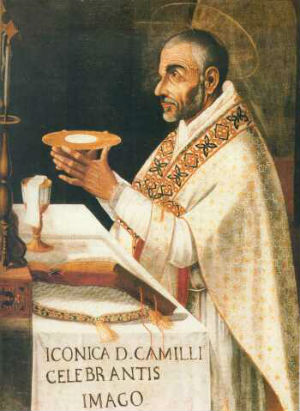 The life of St. Camillus de Lellis is proof that anyone can become a saint and how sickness is an opportunity for the sick to turn to God and for the healthy to practice charity to them.