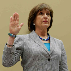 Among the individuals named in the lawsuit is Lois Lerner, who headed the division that processes applications for tax-exempt status at that time.