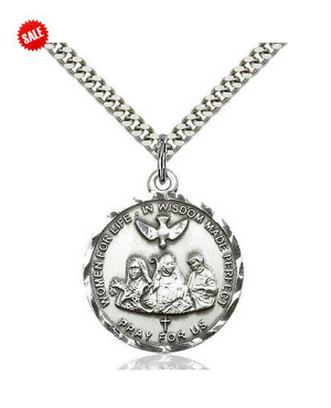 There is a long historical tradition of Catholic jewelry and we're celebrating it on Catholic Shopping .com.