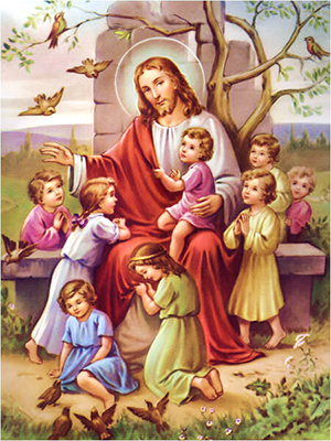 Matthew 19:14