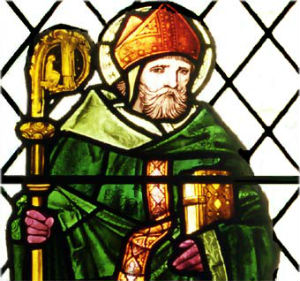 Bishop Robert Grosseteste was one of England's foremost scientific scholars, back in the 13th century.