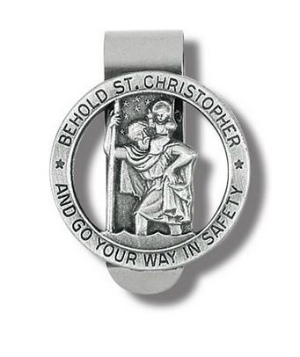 Is St. Christopher real? Only you can decide for yourself.