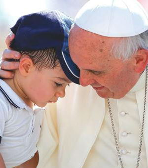 Pope Francis is calling for help and concrete solutions tot he plight of migrant children now flooding U.S. borders.