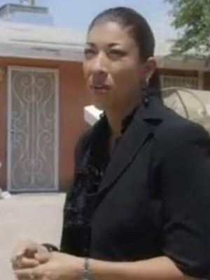 The 34-year-old Lucy Flores was born into an impoverished family of 13 children, whose mother abandoned her in grade school, then fell in with a gang, was then sentenced to a youth prison, and dropped out of high school to later became a lawyer and a state legislator --  all by age 31.