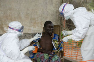 The Ebola virus continues to spread in Africa, with 50 new cases developing in three West African countries.