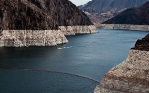 A new study suggests that the Colorado River Basin is rapidly running out of water, which may be disastrous for the seven states it supplies.