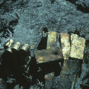 Newly unsealed court documents provide the first detailed inventory of the treasure trove listed in the 1857 shipwreck which is worth millions.