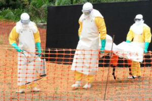 The World Health Organization reports that over 1,000 people have died in the Ebola outbreak which began in March of 2014.