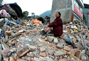 The recent earthquake measured a magnitude of 6.3 and left more than 400 people dead.