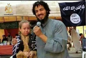 Islamic State terrorists may also be marrying children according to rumors from the region.