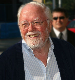 Among other things, Sir Richard Attenborough was also credited with inspiring Diana, Princess of Wales, whom he coached in public speaking at Prince Charles's urging, to start her campaign against land mines.