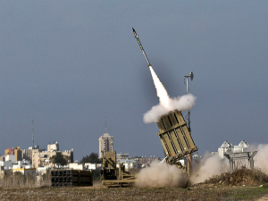 The Iron Dome system has intercepted hundreds of terror rockets in the most recent clash with Hamas.