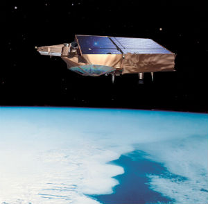 This data was the first to use information from the European Space Agency's CryoSat platform. The satellite was launched in 2010 with a sophisticated radar instrument specifically designed to measure the shape of the polar ice sheets.