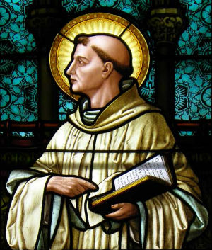 Fr. Elias on the life of St. Bernard of Clairvaux, his great zeal for the faith and how he promoted devotion to Mary and even preached a Crusade.