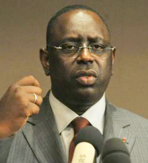 Senegal President Macky Sall, speaking during a panel at the U.S.-Africa Summit this week stated this his nation is 'in the eye of the cyclone' in the current Ebola outbreak.