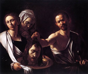 The Beheading of John the Baptizer