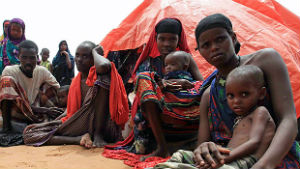 A U.N. report that was released on September 2 reveals that over a million Somalis are at risk of starving to death.
