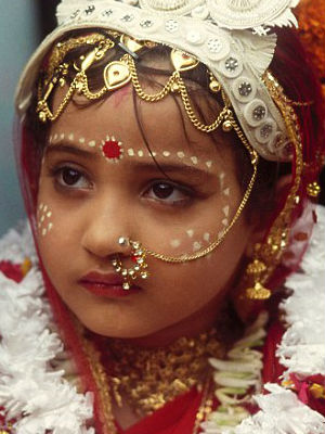 Nearly Half Of All Girls In South Asia Are Married Before