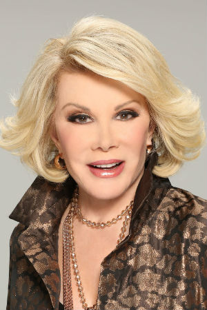 Retirement was never an option for Joan Rivers, who claimed to think about death 'constantly.' She requested that she be cremated and told Melissa, 'Sell anything and everything you don't want. Don't feel beholden to my possessions.'