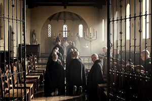 A part of monastic life and spirituality is also labor, immersed in prayer. Monks support themselves through hard work, dedicated to God and caught up in the ongoing redemptive work of Jesus Christ in and through His Church. They follow a 'Rule', a Way of Life. Yet, even in that, they peel back the deeper mystery and remind us that all work done in the Lord participates in His ongoing work of redemption.