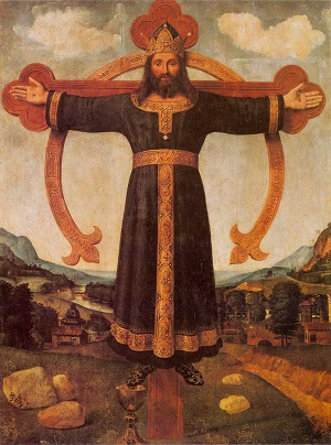 Feast of christ the king and advent what does it mean living the church really is the mystical body of the risen christ that body is inseparably voltagebd Images