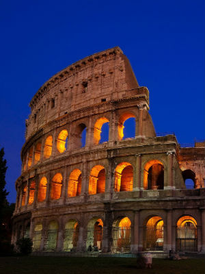 events of the colosseum Lots of things happened in the colosseum gladiators fights, wild animal duels, and sometimes ritual murders (learn more about this in the arena section).