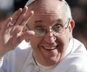 Pope Francis says that the scribes and Pharisees, on the other hand, 'go halfway. They care about having the balance sheet of profits and losses be more or less in their favor.' The thought of losing a few sheep doesn't bother them in the least as long as they can say 'I earned a lot' in the end.