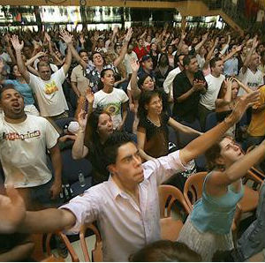 Protestants now make up 19 percent of the latin american population