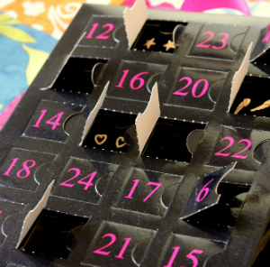 Outrageous and shocking: New-age Advent calendars stray away