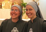Image of SOLT Sisters on the day of their Perpetual Profession