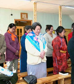 The Catholic Church in Mongolia is small, but growing, dominated by foreign-born missionaries.