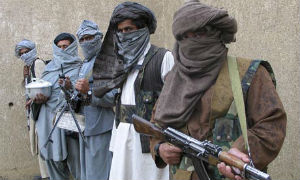 Taliban fighters have waged a war of insurgency in Afghanistan and Pakistan.