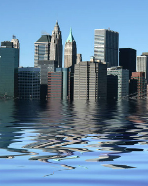 New York City Is One Of The Coastal Cities That Will Suffer With Sea Level Rise