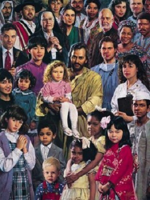 Who Are My Mother And Brothers We Are The Family Of Jesus Living