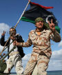 Image of Libya's capital, Tripoli, is controlled by several militant groups as well as the Libyan government.