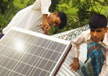 Image of The Bangladeshi government aims to provide electricity to all of the country's households by 2021.