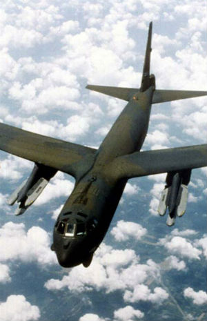 Arizona Air Force Base >> The Air Force pulls a B-52 from the 'Boneyard,' and you ...