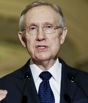 OUT OF CONTROL: During Harry Reid's time in Congress, national debt up an astonishing 15-Fold