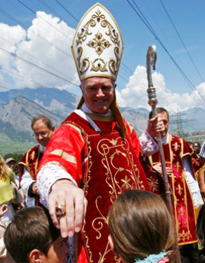 Defiant Catholic bishops openly diverge from Pope Francis and the