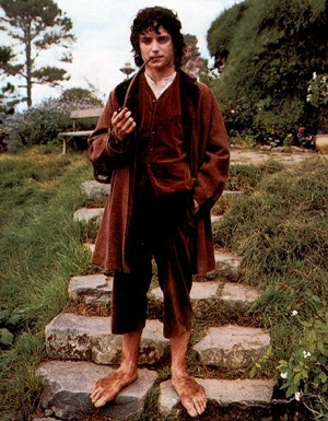 Frodo Baggins And St Therese The Little Way Through