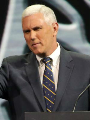 Indiana governor defends religious freedom act - says it's not 'anti-gay'