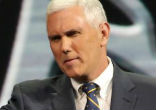 Image of Critics who preach tolerance for the LGBT community should do the same for people of faith, Governor Pence said.