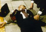 Image of The 1995 sarin gas attack on the Tokyo subway killed 13 people. Experts now fear that Islamist State agents returning to the United Kingdom will launch similar offenses.